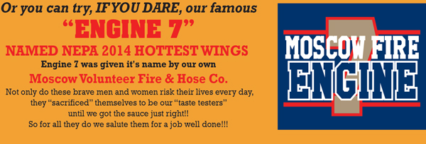 Engine7 Wings Voted Hottest Wings 2014